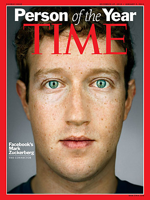 Time's 2010 Person of the Year
