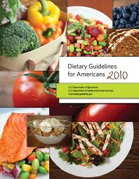 USDA Guidelines