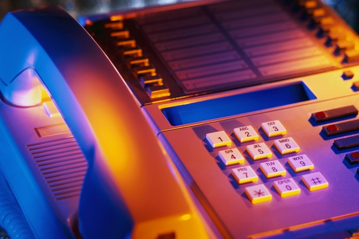 The Telephone:  The Original Social Media Phenomenon