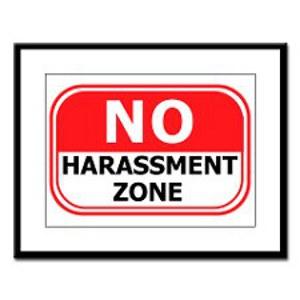 no-harassment
