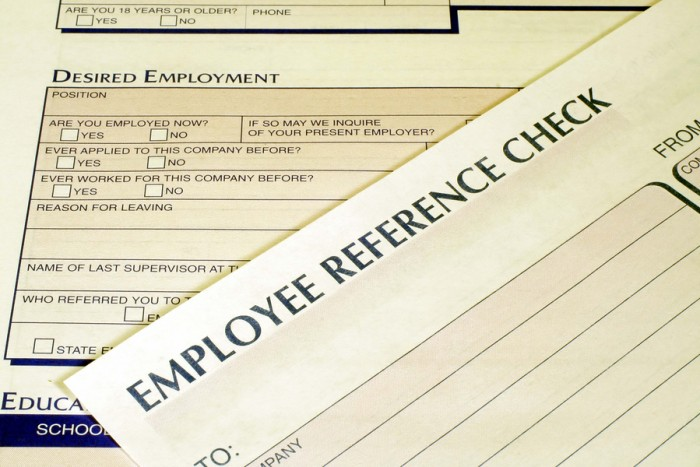 Management 101: The 3 Cardinal Rules of Reference Checks
