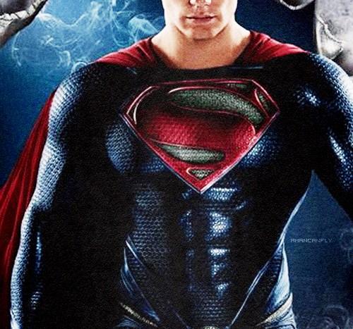 Superman Man of Steel superhero