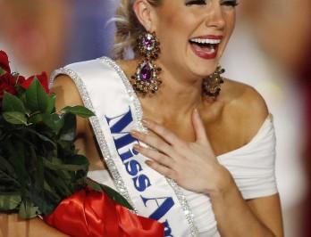 Miss America Mallory Hytes Hagan