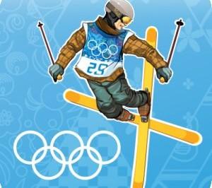 Sochi skiing