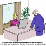 micromanage cartoon