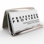 Preferred provider