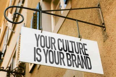 Culture is the brand